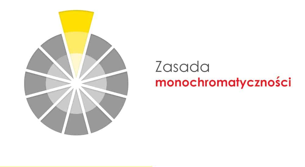 kolory monochromatyczne
